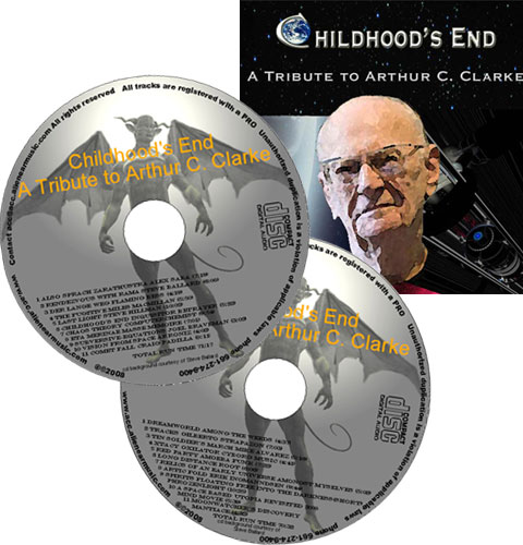 Childhoods End – A tribute to Arthur C. Clarke