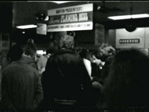 FLAMING BESS - History Tapes 1980 - Autogrammstunde bei Horten in Essen