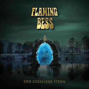 Cover Flaming Bess – Der gefallene Stern (CD)