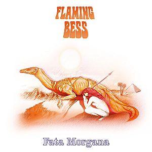 Cover Flaming Bess – Fata Morgana (CD)