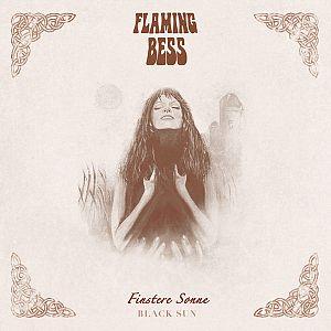 Cover Flaming Bess – Finstere Sonne/Black Sun (CD)