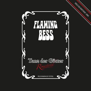 Cover Flaming Bess – Tanz der Götter (CD)