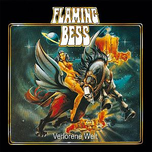Cover Flaming Bess – Verlorene Welt (CD)