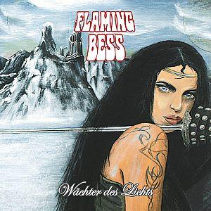 Cover Flaming Bess – Wächter des Lichts (CD)