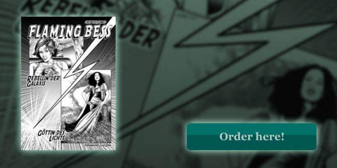 Fanzine: Flaming Bess auf 152 Seiten