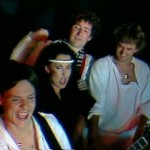 "FLAMING BESS - History Tapes 1984 - ""I can feel"" Ute Freudenberg und Flaming Bess"
